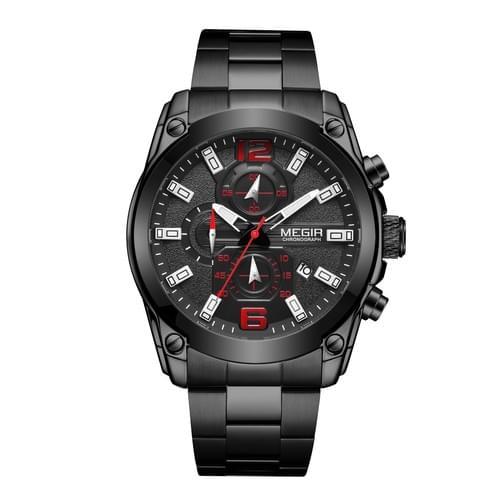 MEGIR Men Quartz Watch MS2063G