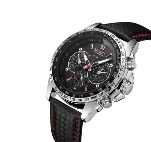 MEGIR Men Quartz Watch ML1010G