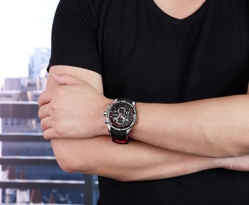 MEGIR Men Quartz Watch MN2045G