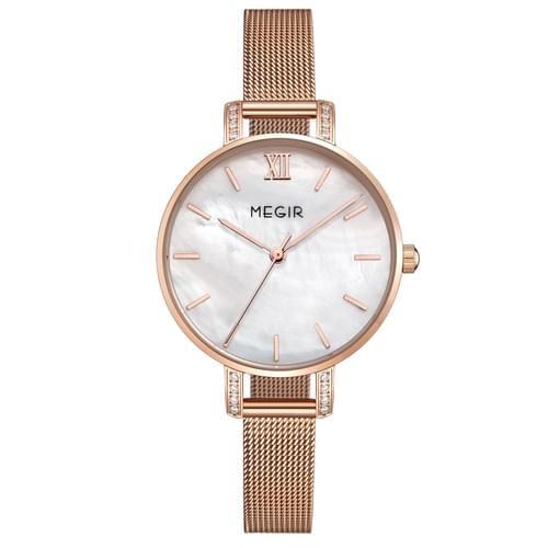 MEGIR Women Quartz Watch 7002