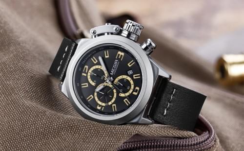MEGIR Men Quartz Watch ML2029G