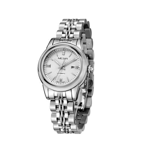 MEGIR Women Automatic Mechanical Watch MS62002L