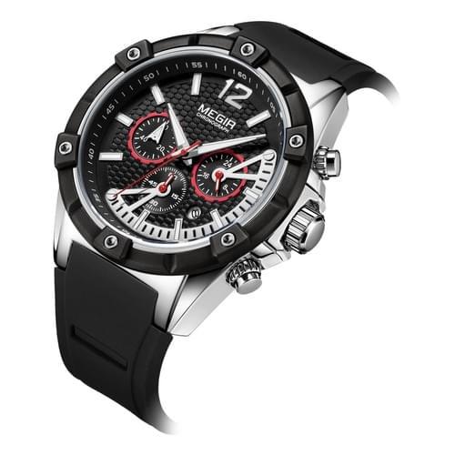 MEGIR Men Quartz Watch MN2083G