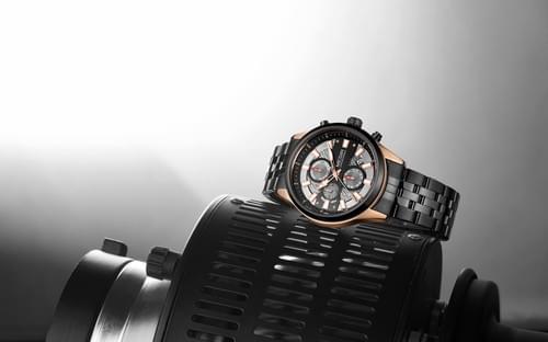 MEGIR Men Quartz Watch 2154