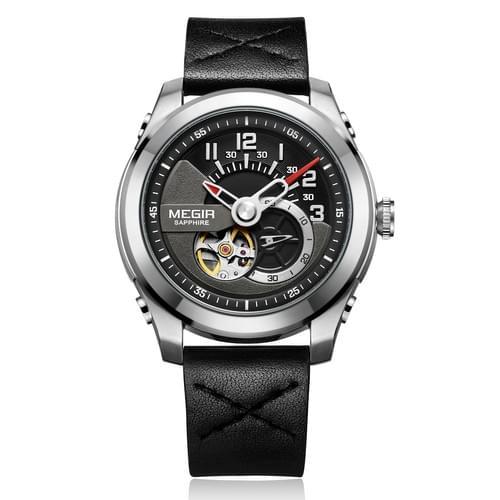 MEGIR Men Automatic Mechanical Watch ML62050G