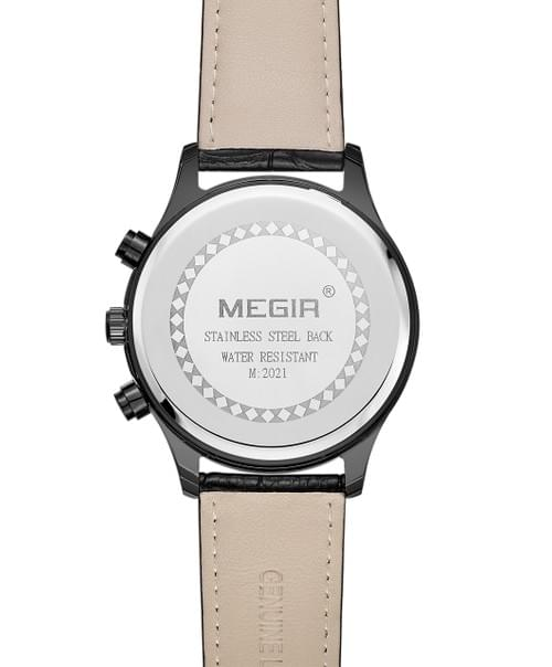 MEGIR Men Quartz Watch ML2021G