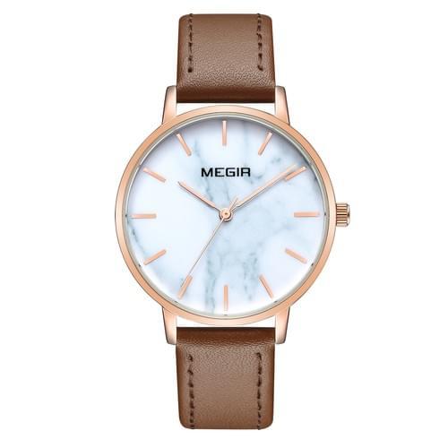 MEGIR Women Quartz Watch 4204