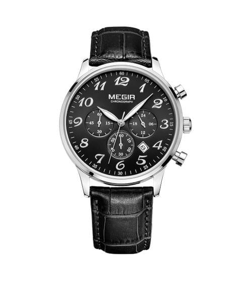 MEGIR Men Quartz Watch ML2022G