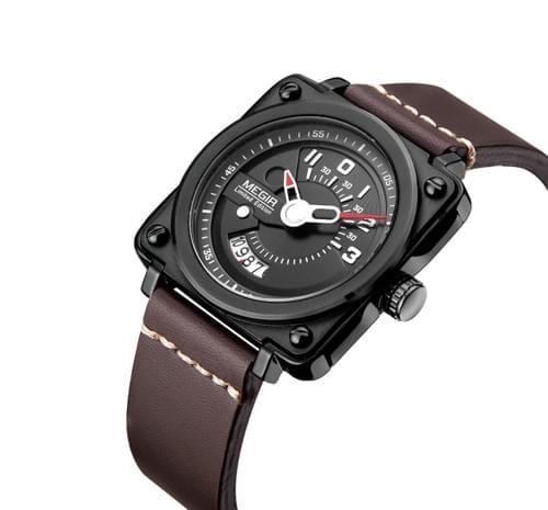 MEGIR Men Quartz Watch ML2040G
