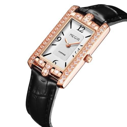 MEGIR Women Quartz Watch 7004