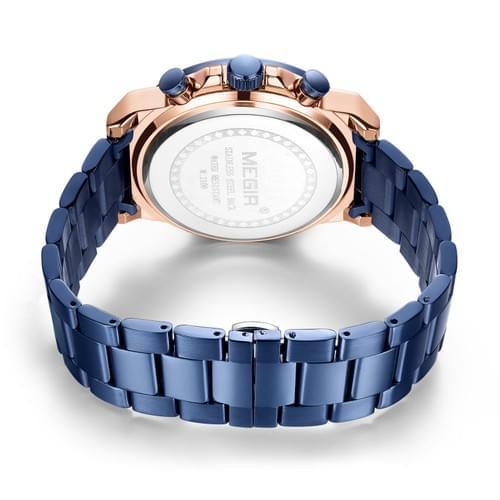MEGIR Men Quartz Watch MS2108G