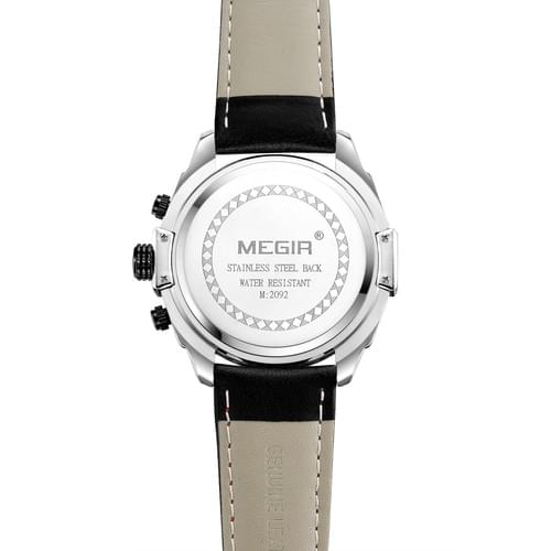 MEGIR Men Quartz Watch ML2092G