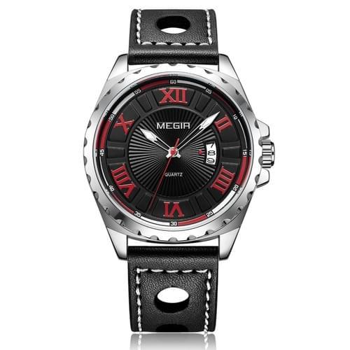 MEGIR Men Quartz Watch ML1019G