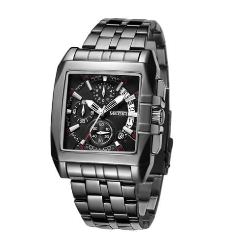 MEGIR Men Quartz Watch MS2018G