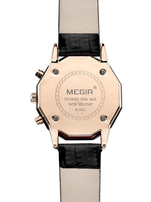 MEGIR Women Quartz Watch 2042