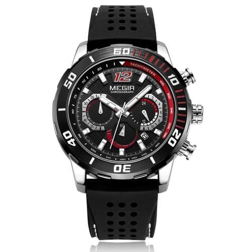 MEGIR Men Quartz Watch 2109