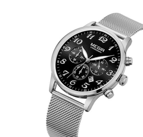 MEGIR Men Quartz Watch 2022