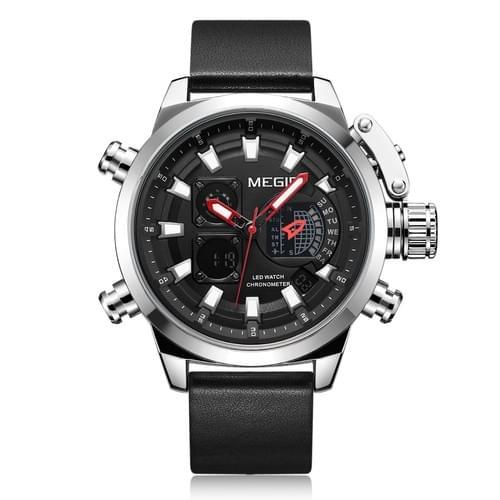 MEGIR Men Quartz Watch ML2090G