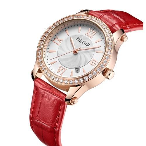 MEGIR Women Quartz Watch ML7007L