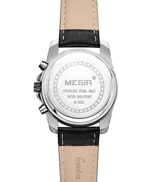 MEGIR Men Quartz Watch 2023