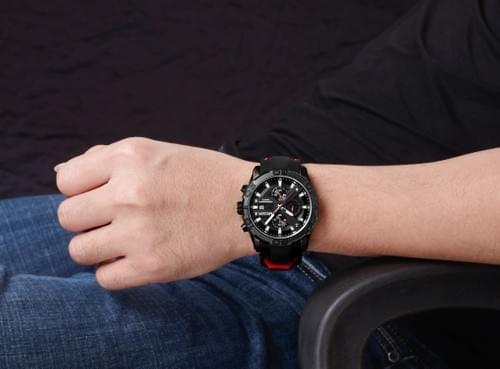 MEGIR Men Quartz Watch MN2055G