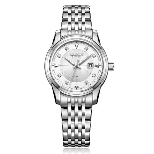 MEGIR Women Automatic Mechanical Watch MS62048L