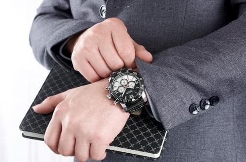 MEGIR Men Quartz Watch ML2084G