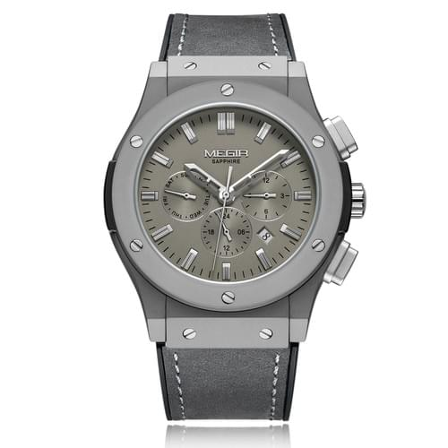 MEGIR Men Automatic Mechanical Watch ML62068G