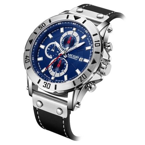 MEGIR Men Quartz Watch ML2081G