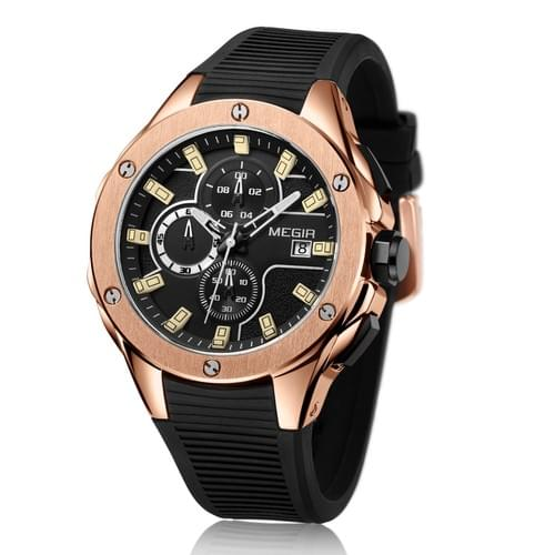 MEGIR Men Quartz Watch MN2053G