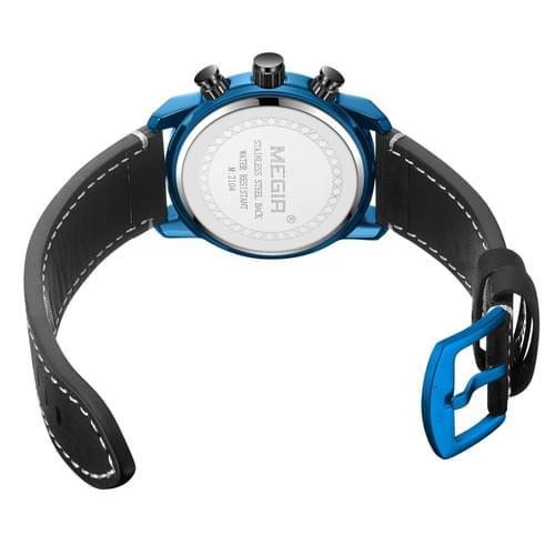 MEGIR Men Quartz Watch 2104