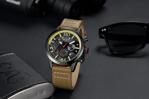 MEGIR Men Quartz Watch ML2110G