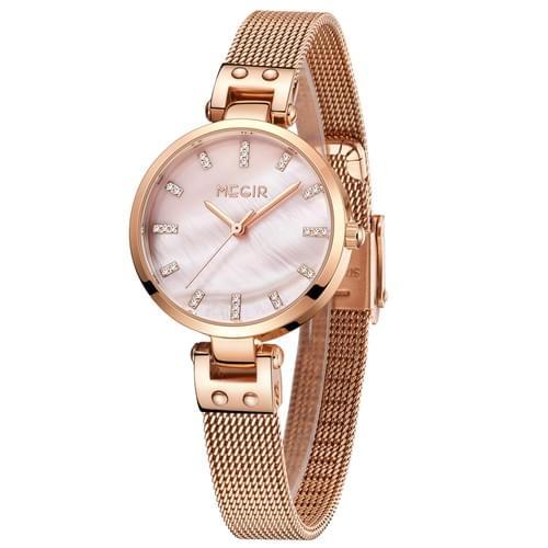 MEGIR Women Quartz Watch 7025