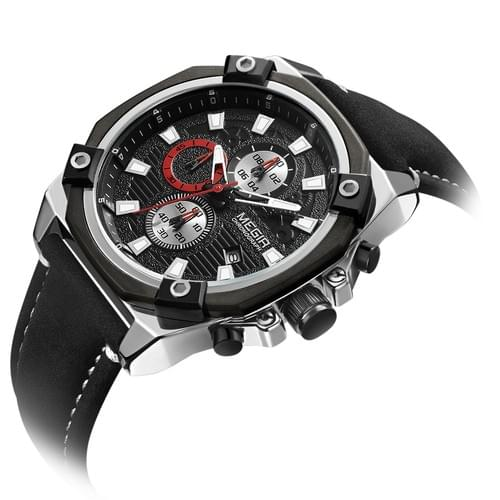 MEGIR Men Quartz Watch ML2054G