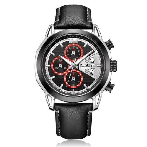 MEGIR Men Quartz Watch 2071