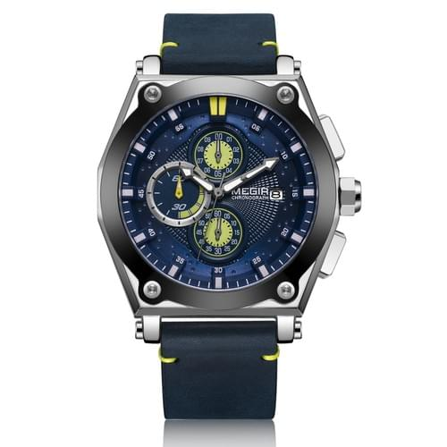 MEGIR Men Quartz Watch ML2098G