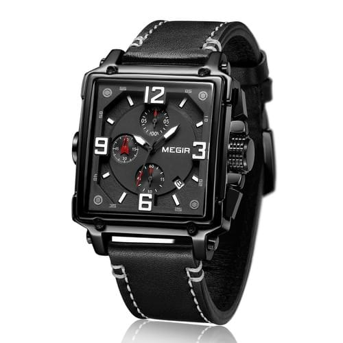 MEGIR Men Quartz Watch 2061