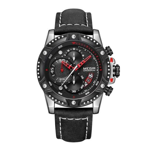 MEGIR Men Quartz Watch ML2130G