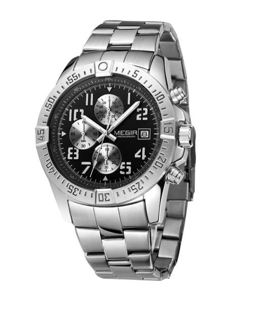 MEGIR Men Quartz Watch 2030