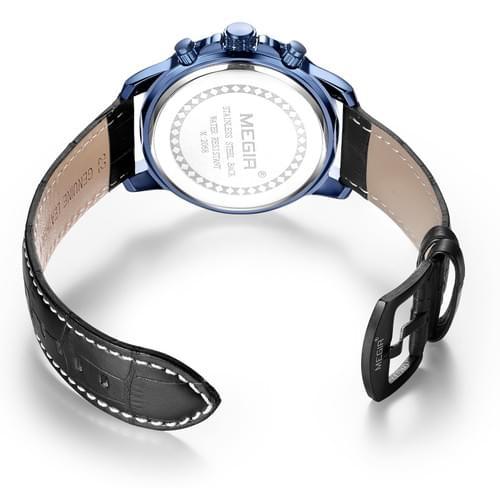 MEGIR Men Quartz Watch ML2068G