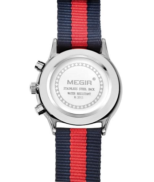 MEGIR Men Quartz Watch 2011
