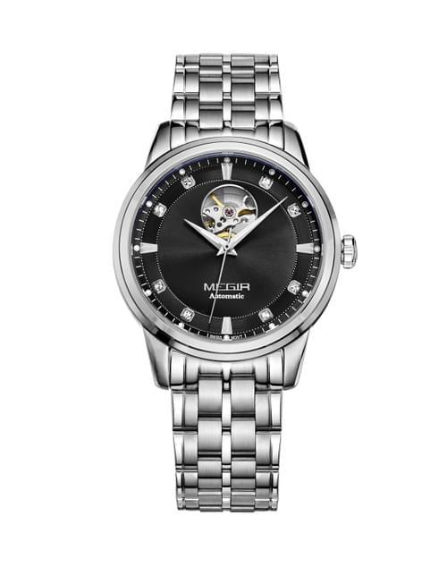 MEGIR Men Automatic Mechanical Watch MS62017G