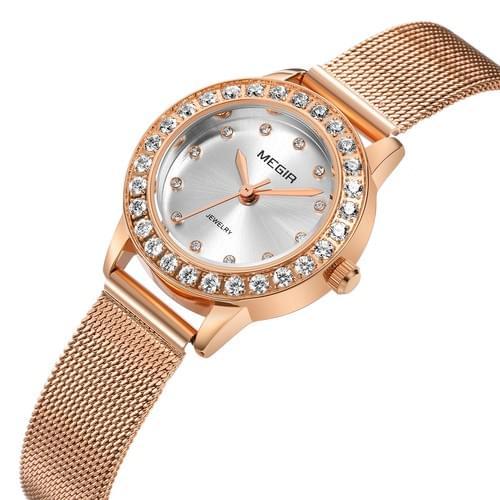 MEGIR Women Quartz Watch MS4205L