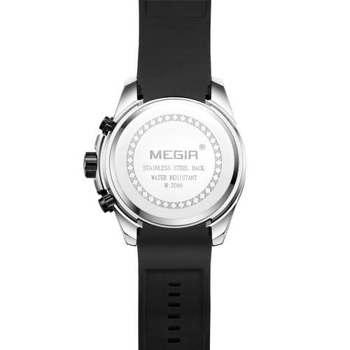 MEGIR Men Quartz Watch MN2086G