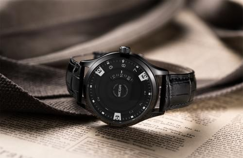 MEGIR Men Quartz Watch ML1067G
