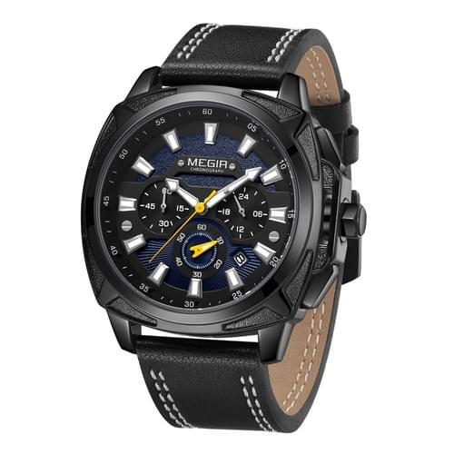 MEGIR Men Quartz Watch ML2128G