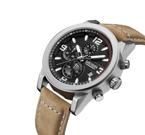 MEGIR Men Quartz Watch 2026