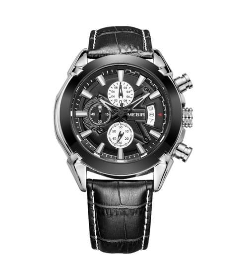 MEGIR Men Quartz Watch 2020