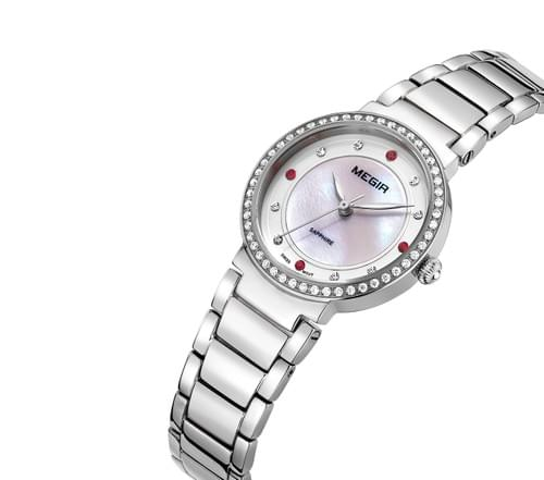 MEGIR Women Quartz Watch 4164