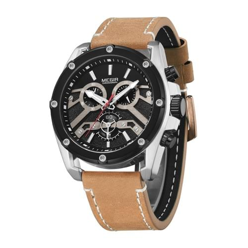 MEGIR Men Quartz Watch ML2120G